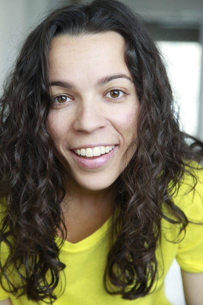 Ana Isabel Mena actriz sevilla
